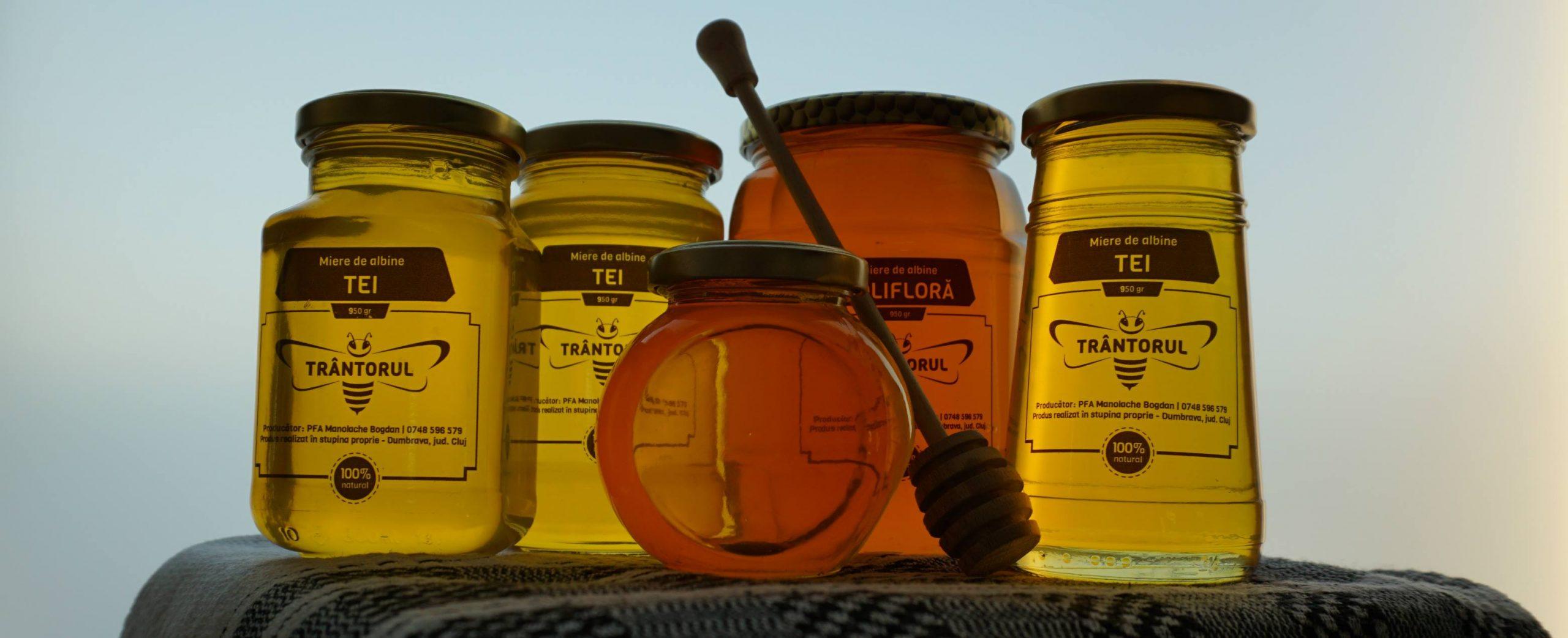 Trântorul - Miere de albine