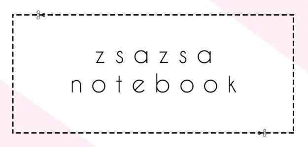 zsazsa notebook