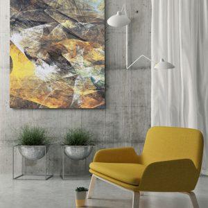Tablou canvas Modern Art 10-65×90